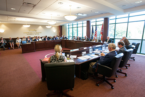 WKU Regents to hold special called meeting & committee meetings Oct. 25
