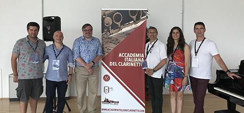 WKU Music professor participates in European Clarinet Festival