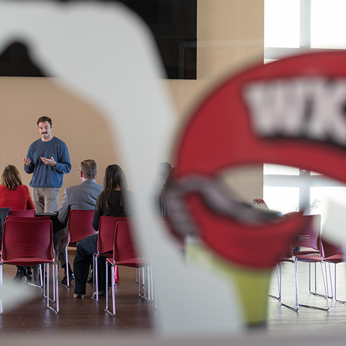WKU students showcase big ideas in TOP IDEAS Entrepreneurship Challenge