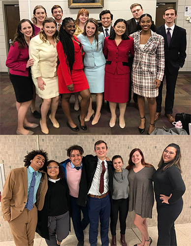 WKU Forensics Team competes in Owensboro & Illinois