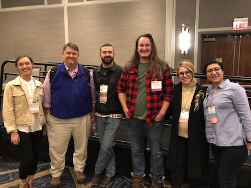 Folk Studies MA Student Wins Award at National Conference
