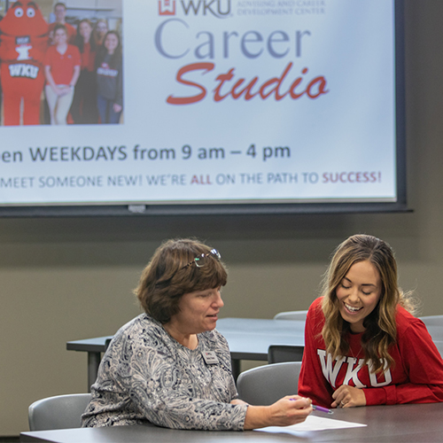 WKU Advising and Career Development Center opens Career Studio