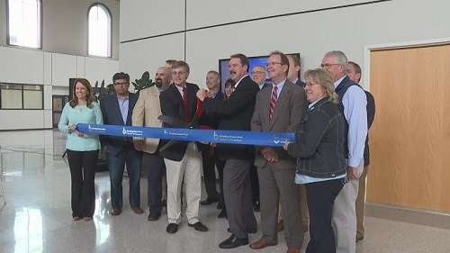 KY Mesonet at WKU Opens New Operations Center