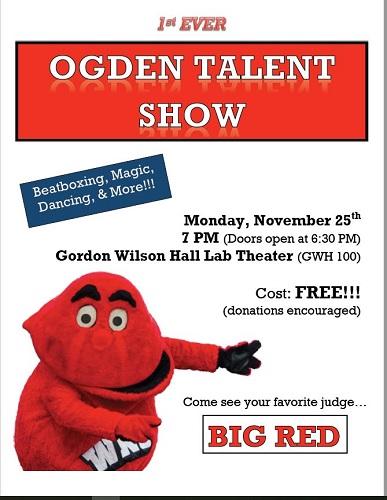 Ogden Talent Show