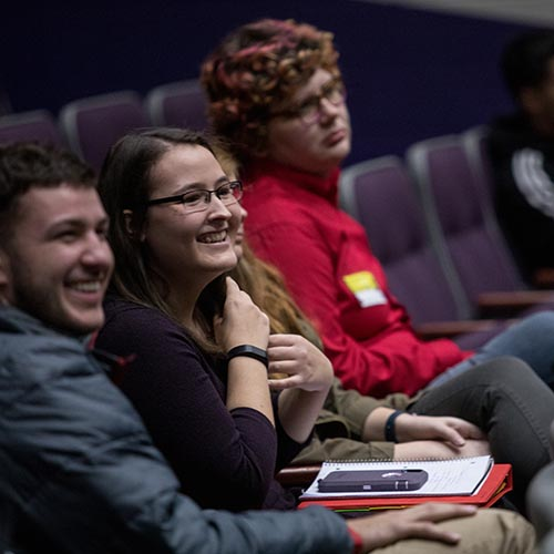 Theatre in Education course gives future teachers a hands-on learning experience