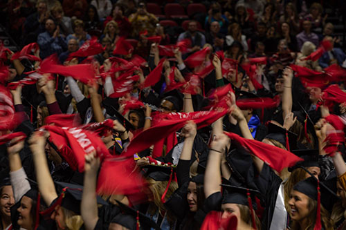 WKU to recognize 1,366 fall graduates at Dec. 14 ceremonies