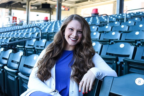 Marketing Student Finds Her Athletics Niche
