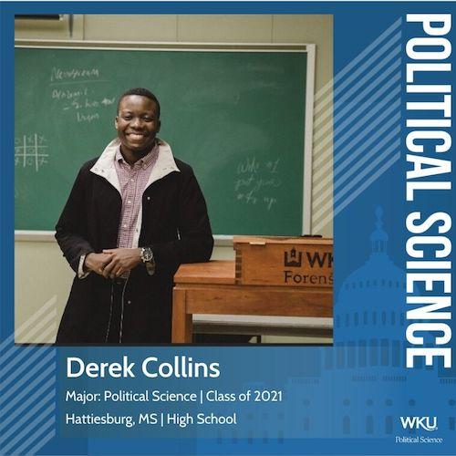 Student Profile: Derek Collins