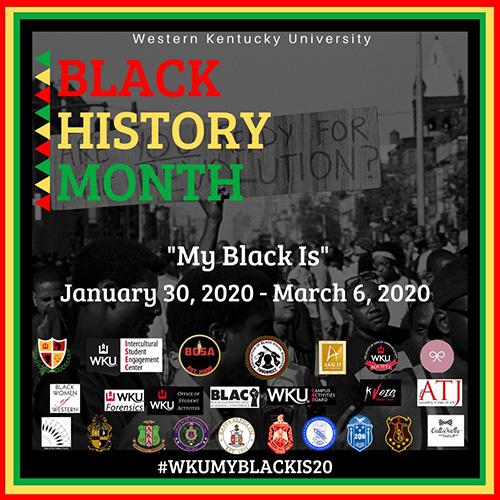 WKU's Black History Month activities begin Jan. 30