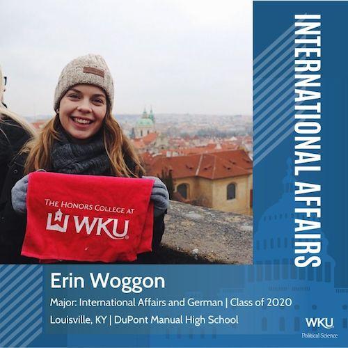Student Profile: Erin Woggon