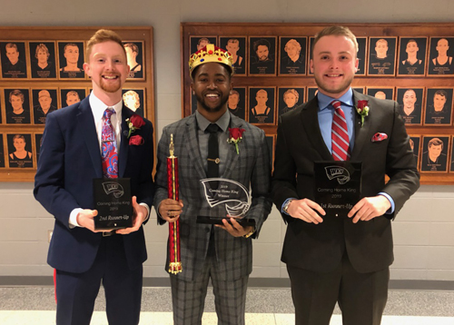 7 Mahurin Honors College Students Chosen as Candidates for 2020 Coming Home King