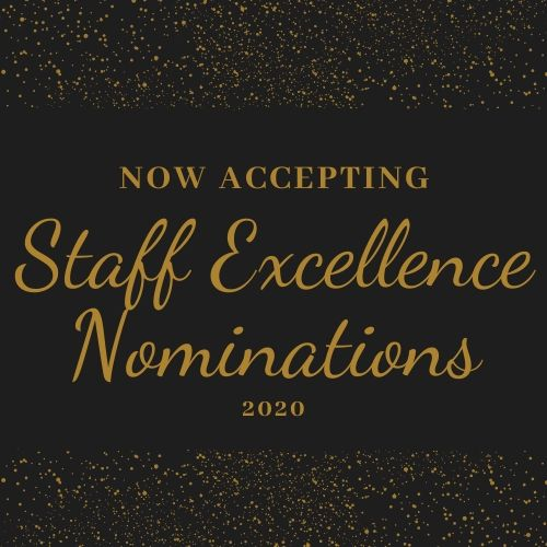 2020 Staff Excellence Awards