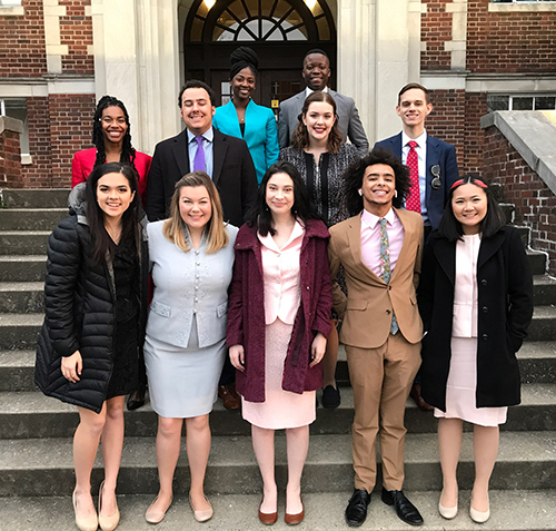 WKU Forensics Team wins at weekend tournaments