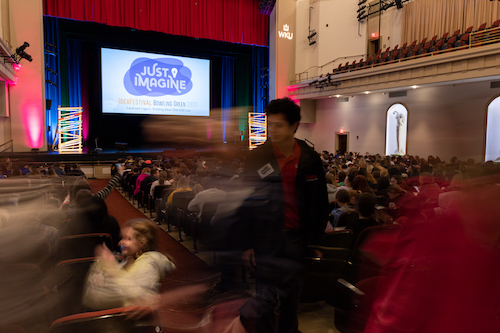 Seventh Annual IdeaFestival Bowling Green Inspires Area Students