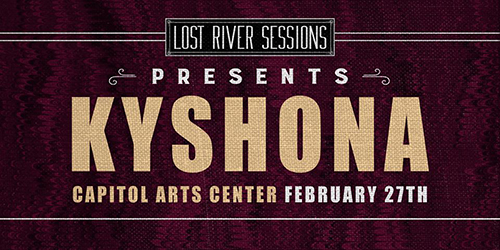 Lost River Sessions LIVE! Feb. 27 at Capitol Arts Center