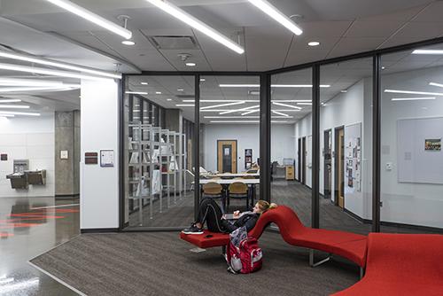 WKU's Ogden College Hall achieves WELL certification