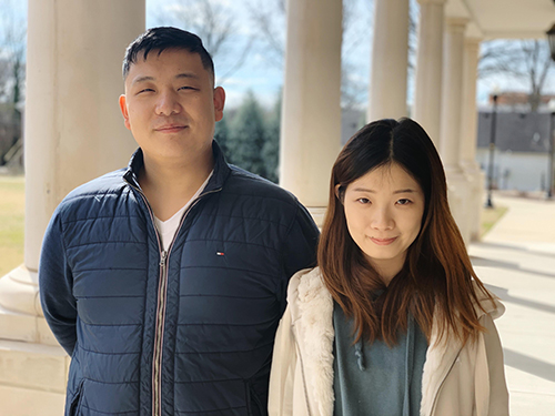 WKU students from China raising awareness about Coronavirus