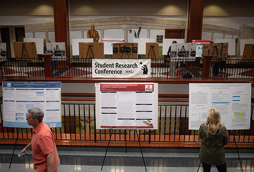 Student Research Council seeking judges for 50th annual conference
