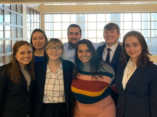 WKU Mock Trial Teams Wrap Up the Season