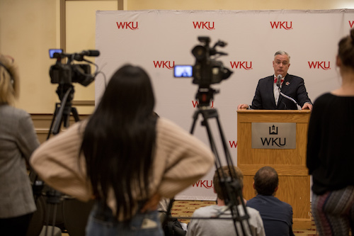 COVID-19 Update: President Caboni's News Conference