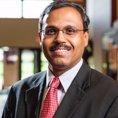 WKU names Ranjit Koodali Associate Provost for Research and Graduate Education