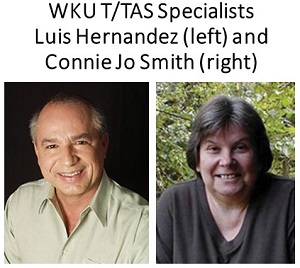 T/TAS Specialists Present Free Webinar on Wed April 1st