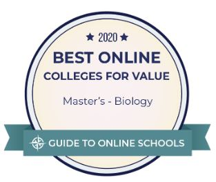 Online Biology Masters Programs Named as One of Best & Most Affordable