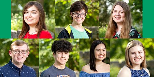 7 Gatton Academy Seniors Recognized as Candidates For 2020 U.S. Presidential Scholar