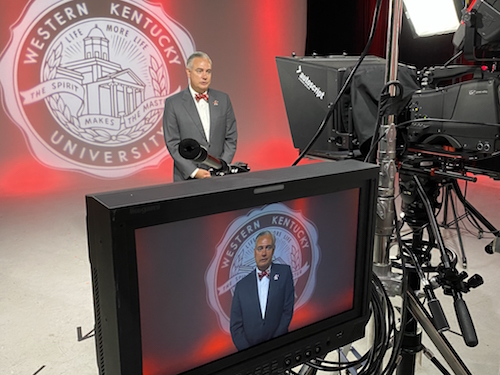 WKU confers degrees to spring graduates in virtual ceremony