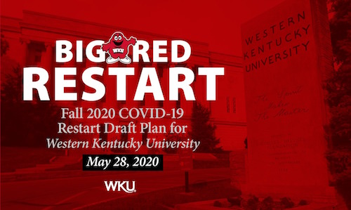 WKU announces Big Red Restart plan
