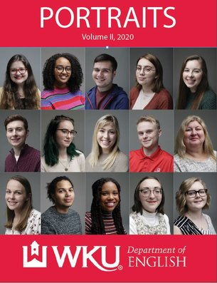 WKU Department of English Presents Second Issue of Portraits!