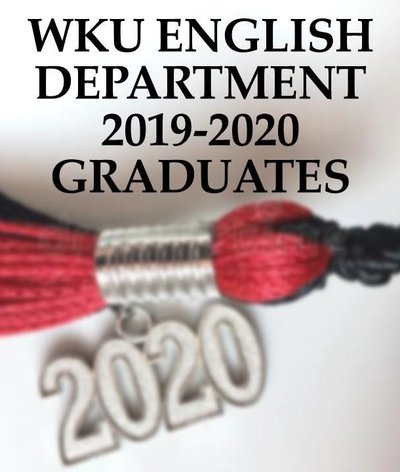 WKU Department of English Celebrates Graduates with Virtual Yearbook