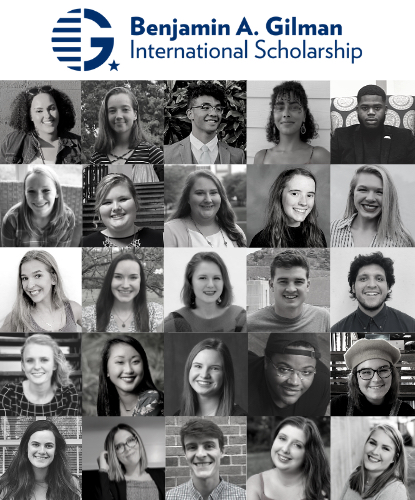 27 WKU Students Recognized by Gilman Scholarship for Study Abroad