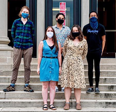 English Department's MFA in Creative Writing welcomes sixth class