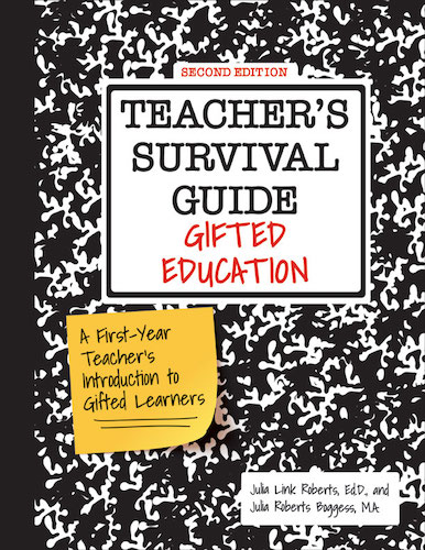 Updated Second Edition of Teacher's Survival Guide: Gifted Education released