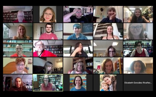 WKU Department of English Hosts 4th Annual English Majors Convocation over Zoom