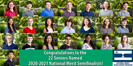 Gatton Academy Seniors Named  National Merit Semifinalists