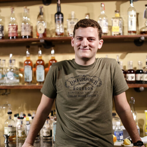 Alumnus Dillon Miller Uses PW Skills to Gain Job at Dueling Grounds Distillery