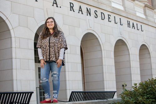 Special Education graduate student joins efforts to combat teacher shortage