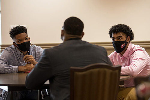 ISEC starts Why Knot Us Black Male Initiative at WKU