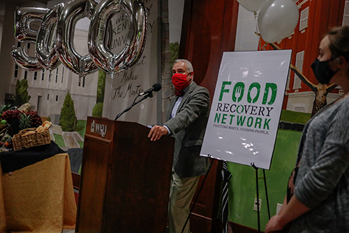 WKU Food Recovery Network redirects 5,000 pounds of surplus food