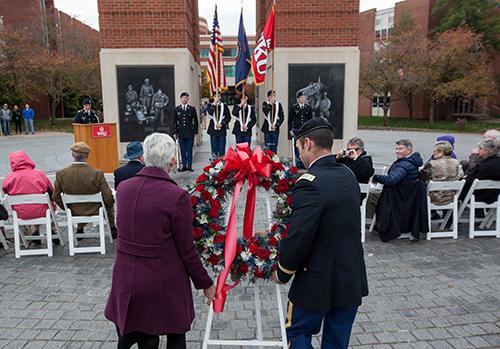 WKU to observe Veterans Day at Nov. 11 ceremony