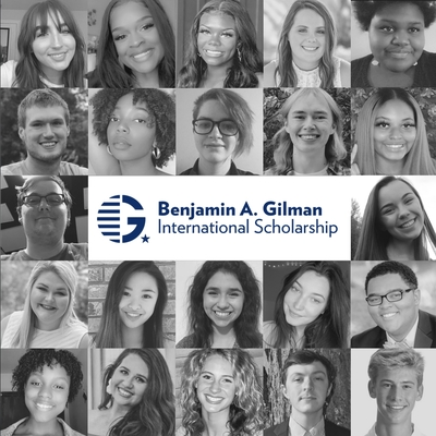 25 WKU Students Recognized by Gilman Scholarship for Study Abroad