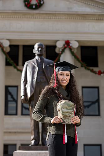 ROTC student to become 2nd lieutenant; Army nurse