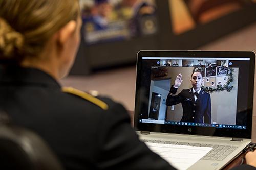 WKU ROTC commissions six cadets