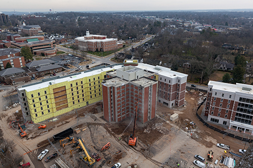 View from the Hill: Former students share memories of Barnes Campbell Hall