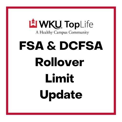 FSA & DCFSA Update