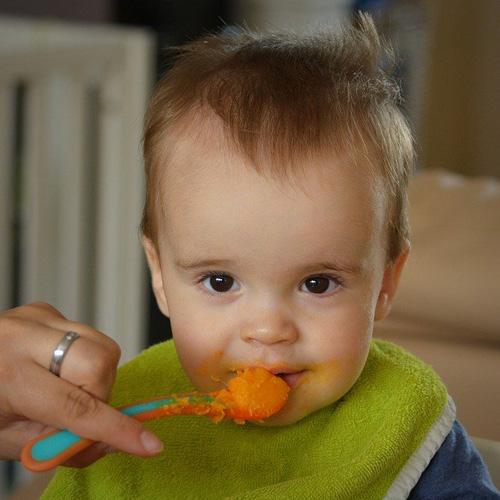 Baby Food May Contain Toxic Metals