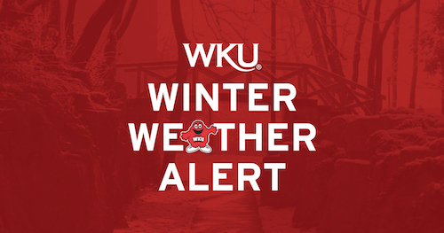 WKU Winter Weather Alert for Feb. 10