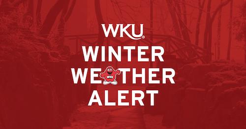 WKU Winter Weather Alert for Feb. 15-16
